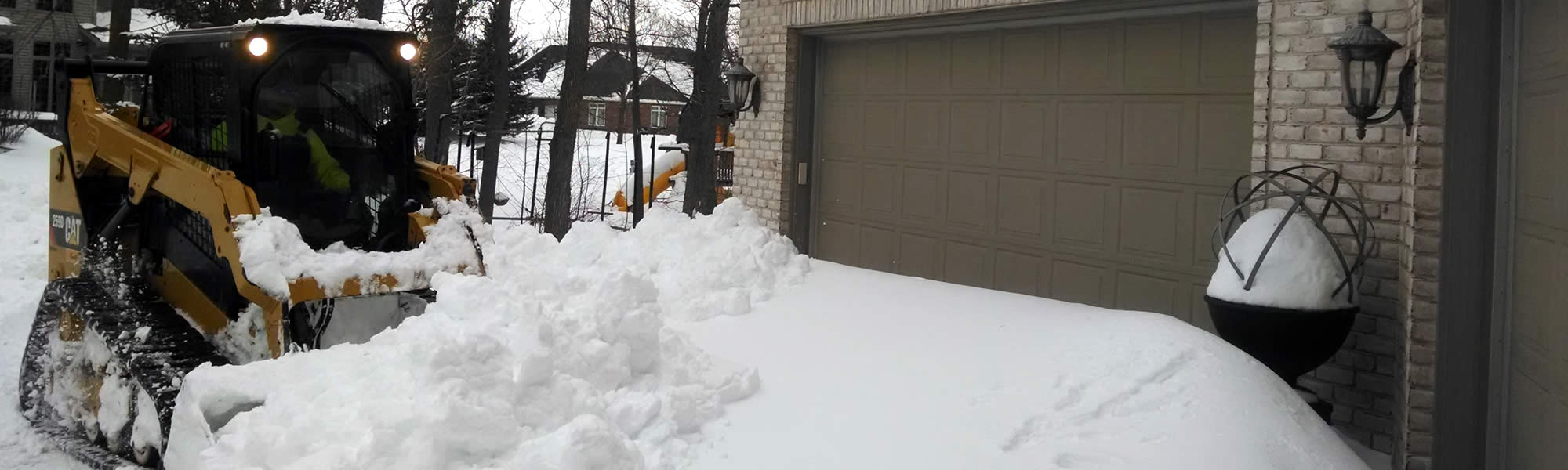 Bellevue Snow and Ice Removal Services near me