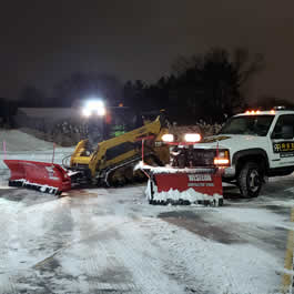 Snow Plowing Services near me
